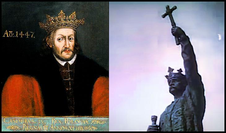 Prin tratatul moldo-polon de la 28 iulie 1468, Cazimir al IV-lea, se obliga să nu adăpostească nici un pretendent la tronul Moldovei
