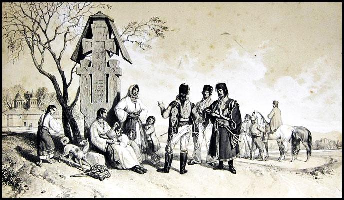La 26 august 1826 avea loc ultima execuție publică la București: Ghiță Cuțui și Simion Mehedințeanu sunt spânzurați la capul Podului Târgului de Afară