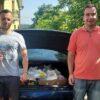 Un doctor în Teologie și un proprietar de restaurant din Darabani hrănesc săptămânal 90 de persoane vulnerabile!