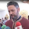 Părintele neurochirurg Ștefan Mindea, prezent la protestul de la Constanța: Trebuie să ne OPUNEM clar unei dictaturi medicale!