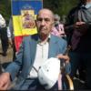 Fostul deținut politic, Grigore Pepene (96 de ani), prezent, marți, la comemorarea de la fosta colonie de muncă de la Baia Sprie