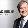 Comunicat de presă ARN: Onorăm pe Eroul Conservator David Amess